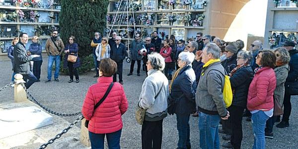 El cementiri de Tarragona, un espai d'interès històric i artístic de la ciutat