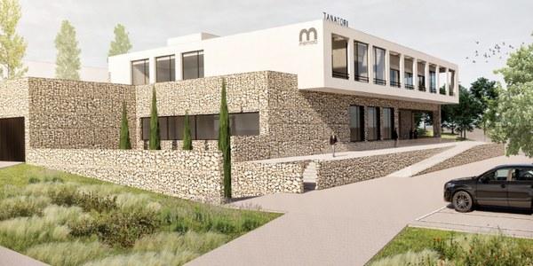 Projecte per construir i posar en marxa un tanarori al Cementiri de Tarragona